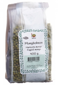 HOLLE Mungbohnen Bio Btl 400 g