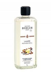 MAISON BERGER Parfum poussière ambre 1 lt