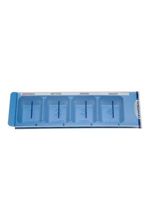 TRIO-Pack SAHAG Medikamenten Tagesdispenser Picolo