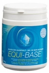 EQUI-BASE Badesalz basisch 700 g