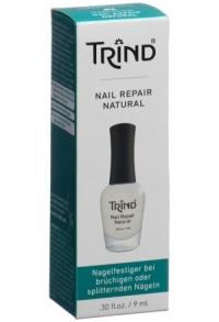 TRIND Nail Repair Nagelhärter Natural Glasfl 9 ml