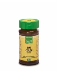 BRECHT Zimt Ceylon gemahlen Bio Glas 30 g