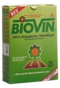 BIOVIN biologischer Aktivdünger Plv 1 kg (Achtung! Versand nur INNERHALB der SCHWEIZ möglich!)