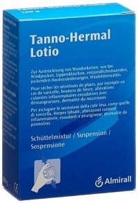 TANNO-HERMAL Schüttelmixtur Lot Fl 100 g