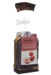BIOFARM Cranberries Bio Btl 150 g