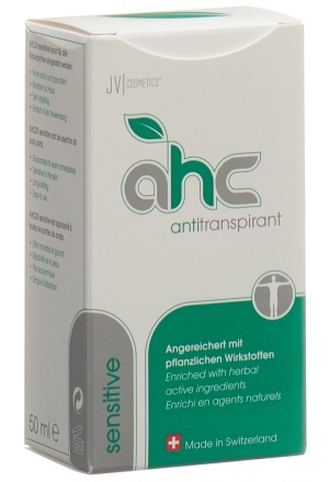 AHC Sensitive Antitranspirant liq 50 ml