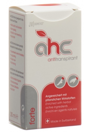 AHC Forte Antitranspirant liq 30 ml
