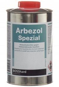 ARBEZOL Spezial liq 1 lt (Achtung! Versand nur INNERHALB der SCHWEIZ möglich!)
