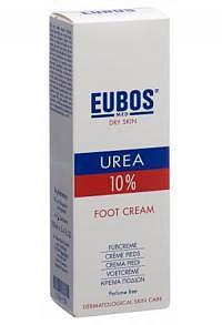 EUBOS Urea Fusscrème 100 ml