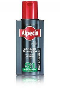 ALPECIN Hair Energizer Sensitiv Shampoo S1 250 ml