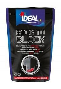 IDEAL Back2Black schwarz 400 g