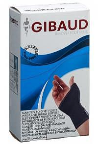 GIBAUD Handgelenk-Daumenbandage anatom Gr2 16-17cm
