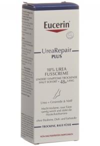 EUCERIN Urea Repair PLUS Fusscr 10 % Urea 100 ml