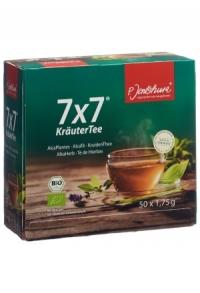 JENTSCHURA 7x7 Kräuter Tee Btl 50 Stk