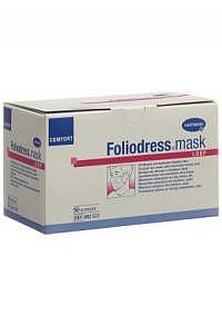 FOLIODRESS Mask loop blau 50 Stk