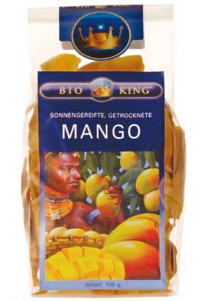 DUO-Pack BIOKING Mango getrocknet 100 g