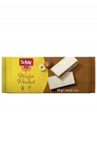 SCHÄR Wafer Pocket glutenfrei 50 g