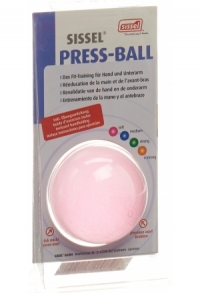 SISSEL Press Ball soft rosa