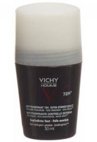 VICHY Homme Deo intensiv regulier Roll-on 50 ml