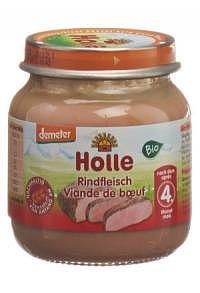 HOLLE Rindfleisch Bio 125 g