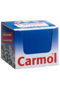 CARMOL Halspastillen zuckerfrei 12 x 4..