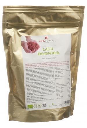 Goji Berries getrocknet Bio Btl 510 g