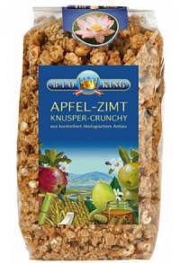 BIOKING Apfel Zimt Knusper Crunchy 375 g