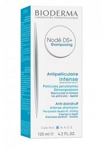 BIODERMA Nodé DS+shampooing Tb 125 ml