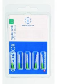 CURAPROX CPS 11 Regular Bürste grün 5 Stk