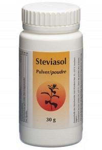 STEVIASOL Plv 30 g