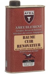 AVEL Leder Pflegebalsam flüssig farblos 500 ml
