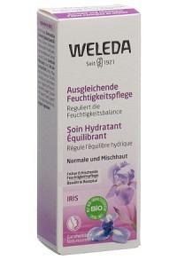 WELEDA Iris Feuchtigkeitspflege erfrischend 30 ml