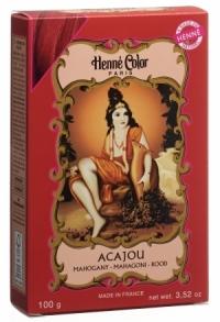 THIBAUT Henna Plv Mahagoni 100 g
