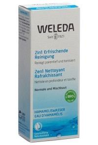 WELEDA 2in1 Erfrischende Reinigung 100 ml