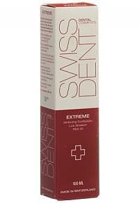 SWISSDENT Extreme Zahnpasta 100 ml