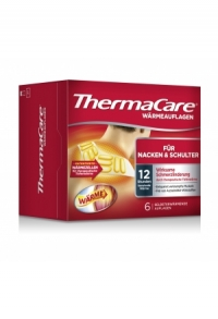 THERMACARE Nacken Schulter Armauflage 6 Stk