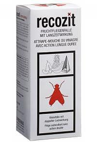 RECOZIT Fruchtfliegenfalle (Achtung! Versand nur INNERHALB der SCHWEIZ möglich!)