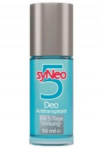 SYNEO 5 Unisex Roll on 50 ml