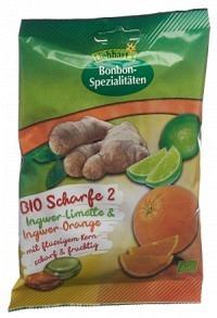 LIEBHART Bonbons Die scharfen Zwei Bio Btl 100 g