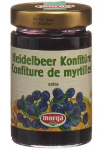MORGA Konfitüre Heidelbeer 350 g