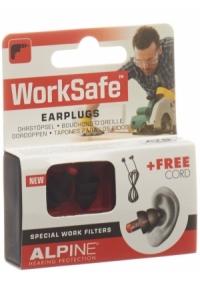 ALPINE WorkSafe Ohrstöpsel 1 Paar