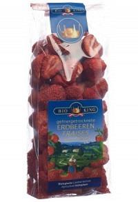 BIOKING Erdbeeren gefriergetrocknet Btl 40 g