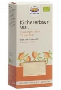 GOVINDA Kichererbsenmehl Bio Box 350 g