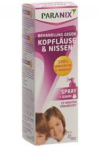 PARANIX Spray + Kamm 100 ml