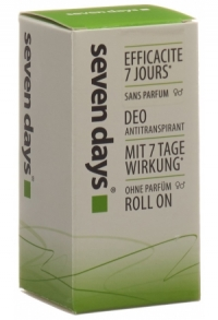 SEVEN DAYS Deo Antitranspirant Roll-on 50 ml
