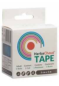 HERBACHAUD Tape 5cmx5m blau