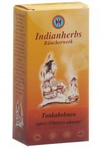 INDIANHERBS Tonkabohnen ganz 20 g