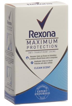 Deo Creme Maximum Protection Cl Fresh 45 ml