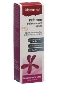 ALPINAMED Pelarom Pelargonium Spray 30 ml