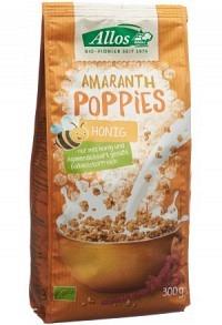 ALLOS Poppies Amaranth Honig Bio 300 g